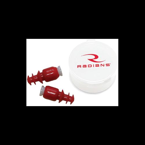 Radians Cease Fire Baffle Style Earplugs 1pr