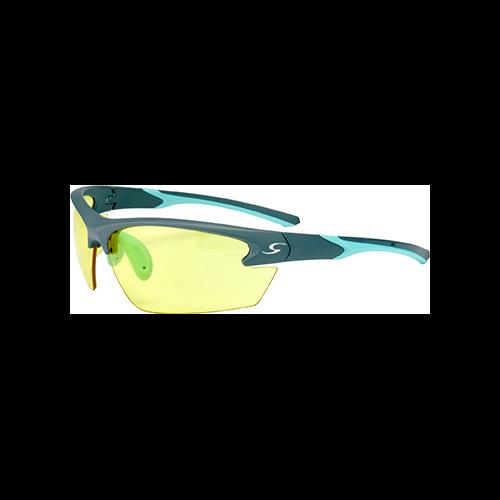 Radians Ladies Range Shooting Glasses Aqua/Amber
