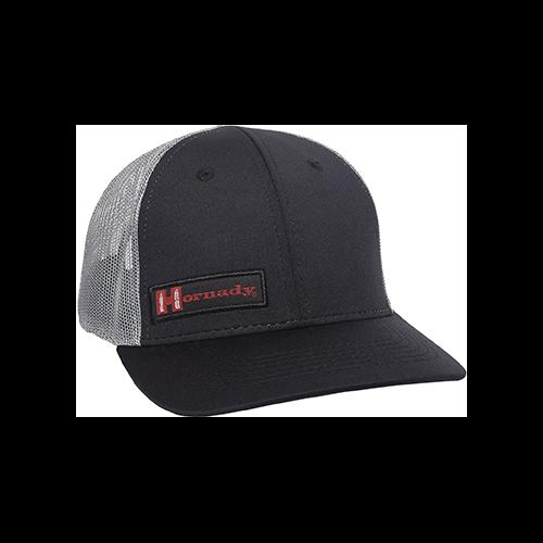 Hornaday Meshback Cap Black/Grey