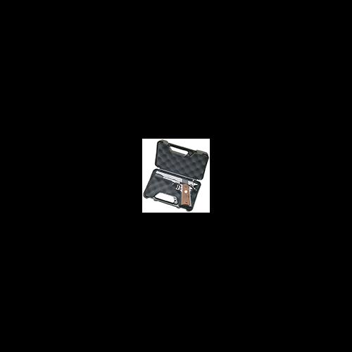 MTM Compact Handgun Case Up to 3in Barrel Black