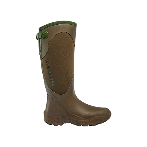 Lacrosse Womens Alpha Agility Snake Boot Brown 9