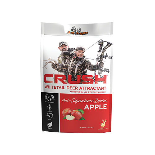 AniLogics Crush Attractant Apple 5lbs