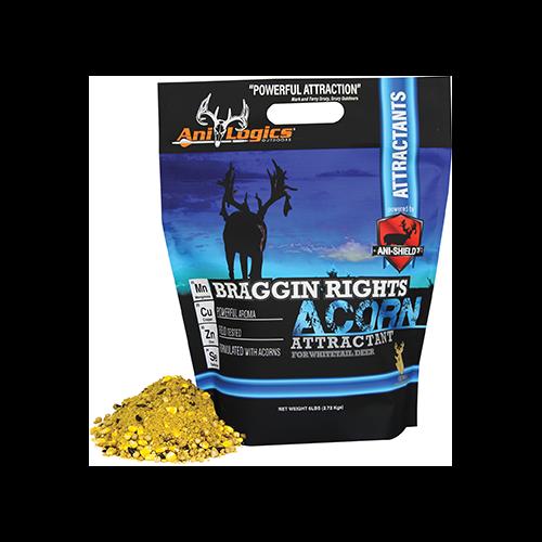 AniLogics Braggin Rights Attractant Acorn 6lbs