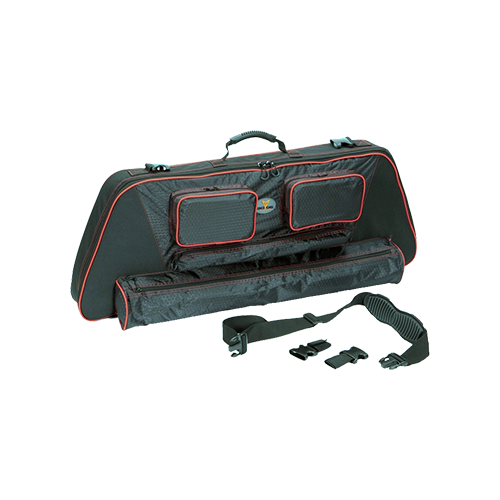 "Slinger 41"" Bow Case System w/Red Accent"