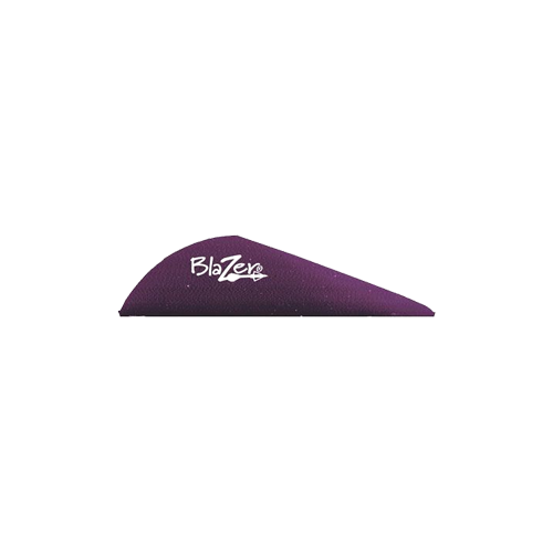 "Blazer Vanes 2"" Purple"