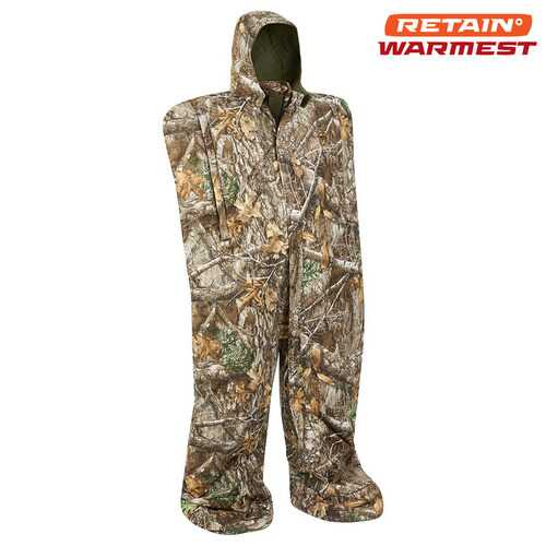 Arctic Shield Elite Body Insulator Suit Realtree Edge M
