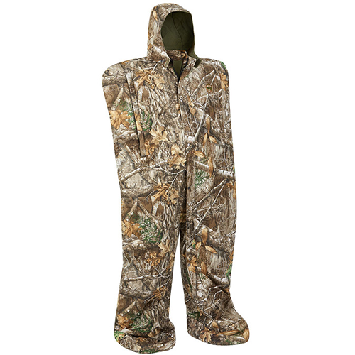 Arctic Shield Elite Body Insulator Suit Realtree Edge L