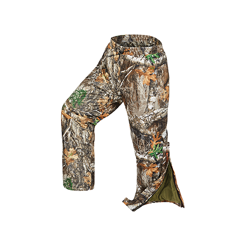 Arctic Shield Quiet Tech Pant Realtree Edge Large