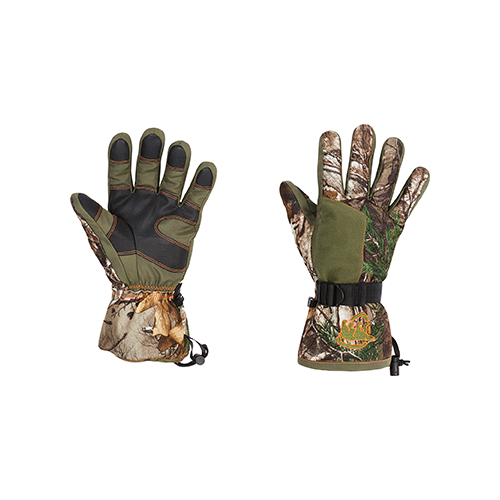 Arctic Shield Classic Elite Glove Realtree Edge Camo Medium