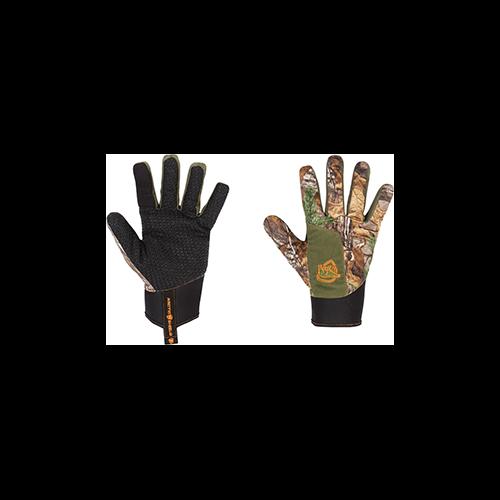 Heat Echo Insulated Shooters Glove Realtree Edge Camo Medium