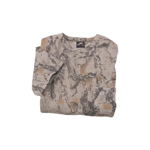 Short Sleeve Tshirt Natural Camo XL