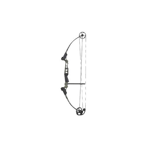 17 Genesis Mini Bow Black Right Hand