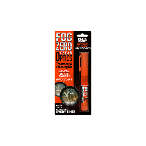Fog Zero Treatment & Cleaning Kit