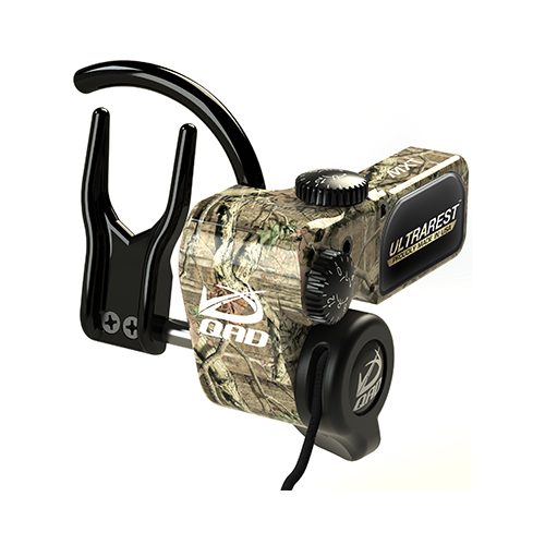 QAD Ultra Rest MXT Right Hand Mossy Oak Camo
