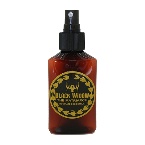 "Black Widow ""The Matriarch"" Southern Doe Estrus 3oz"