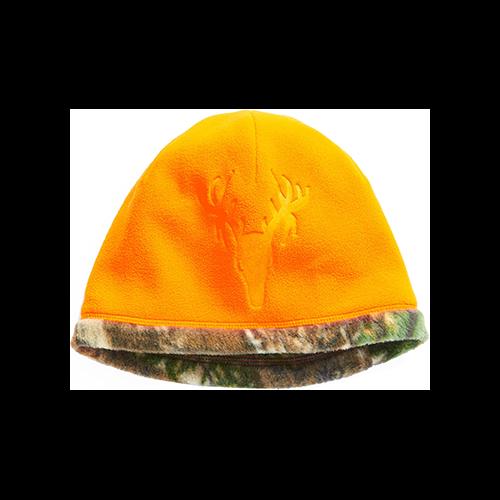 Hot Shot Reversible Beanie Realtree Edge/Blaze Orange