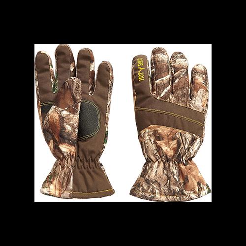 Hot Shot Youth Defender Glove Realtree Edge Small/Medium