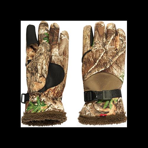 Hot Shot Gamestalker Gloves Realtree Edge Medium
