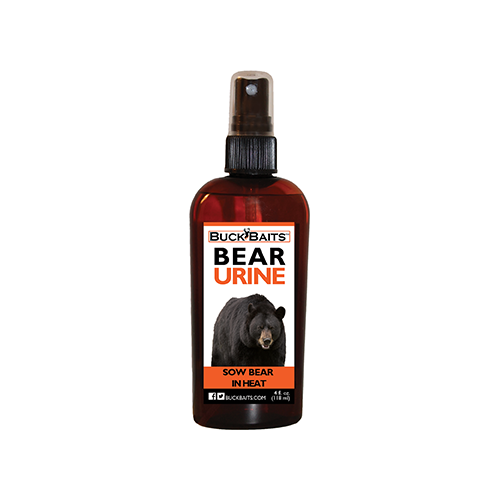 Buck Bait Sow Bear in Heat 4 oz.