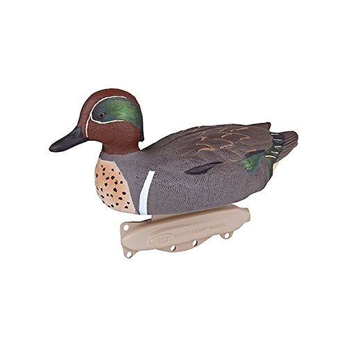 Flambeau Classic Decoy Green Winged Teal 6 pk.