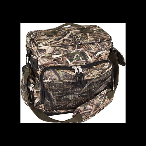 Flambeau Hard Bottom Blind Bag Mossy Oak Shadow Grass Blades