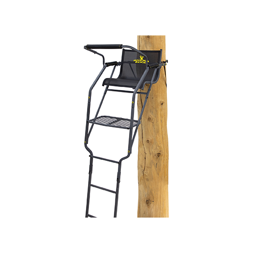 Rivers Edge Ladder Stand Relax Wide