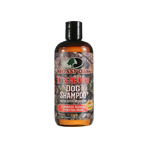 Mossy Oak Dog Shampoo Xtreme Odor 16 oz.