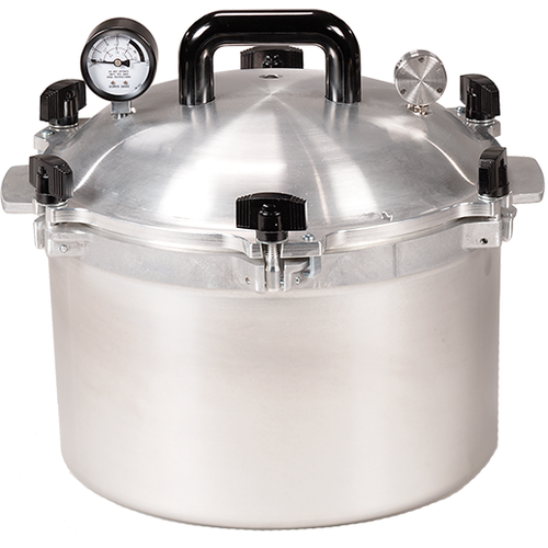 All American Canner Pressure Cooker 15.5 qt.