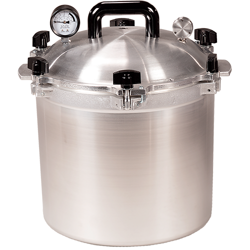 All American Canner Pressure Cooker 21.5 qt.