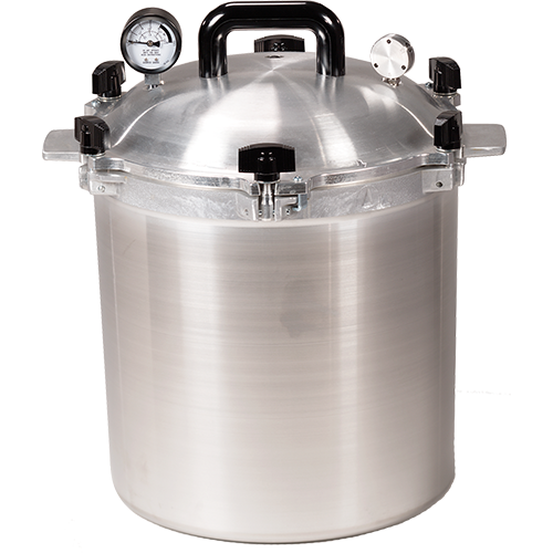 All American Canner Pressure Cooker 25 qt.