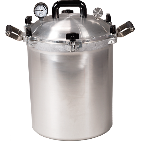 All American Canner Pressure Cooker 30 qt.