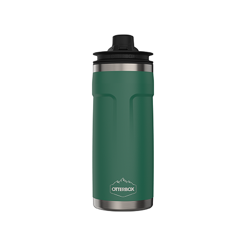 Otterbox Elevation Growler Green 20 oz. w/Hydration Lid