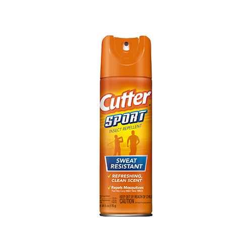 Cutter Sport Insect Repellent 15% DEET 6 oz.