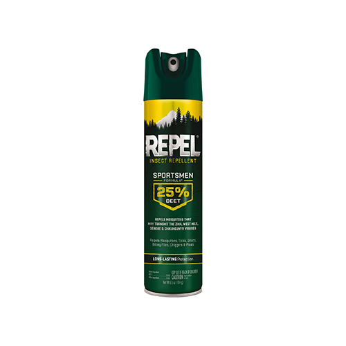 Repel Insect Repellent Sportmen Formula 25% DEET 6.5 oz.