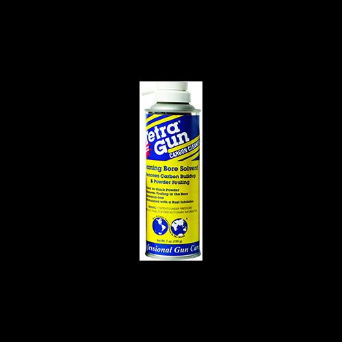 * Tetra Gun Carbon Cleaner Aerosol Foam 7 oz.