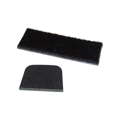 Cir-Cut Super Hair Rest Kit Black Leather