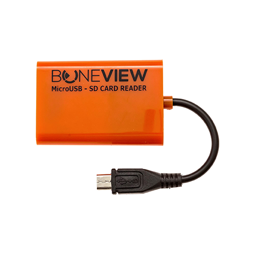 Boneview SD Card Reader Android