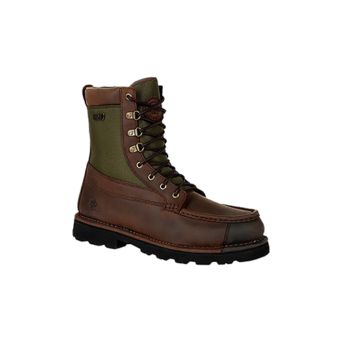 Rocky Upland Boot Brown Size 11