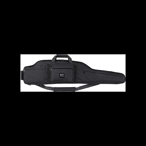 Bulldog Long Range Rifle Case Black 54in