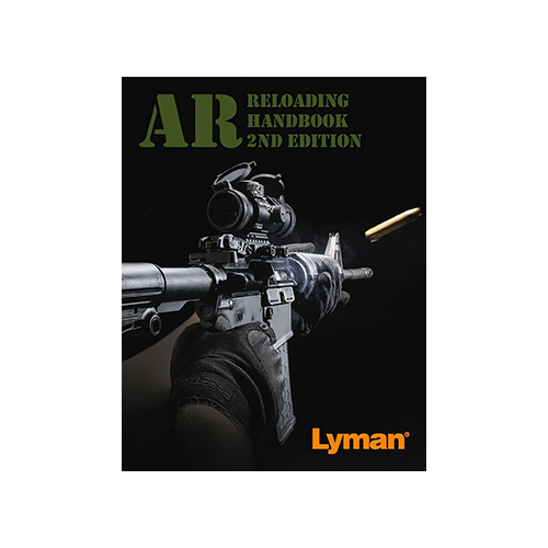 Lyman AR Reloading Handbook 2nd Edition