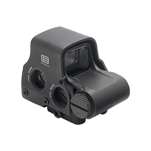 EOTech EXPS3-2 Holographic Red Dot Black 68MOA Ring 1MOA CR123