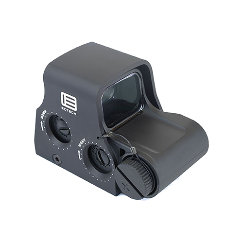 EOTech XPS3-0 Holographic Red Dot Black 68MOA Ring 1MOA CR123