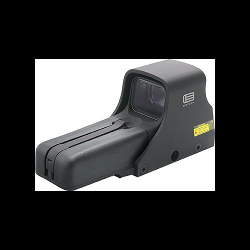 EOTech 552 Holographic RedDot Black 68MOA Ring 1/1MOA AA Batt