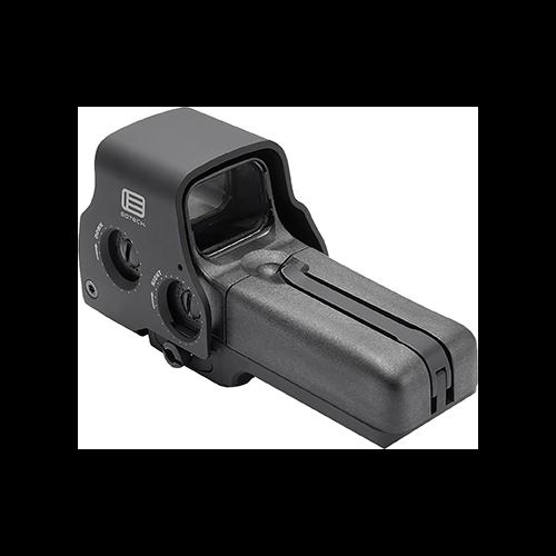 EOTech 558 Holographic RedDot Black 68MOA Ring 2/1MOA AA Batt