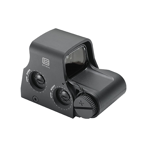EOTech XPS2-2 Holographic Red Dot Blk 68MOA Ring 2/1MOA CR123