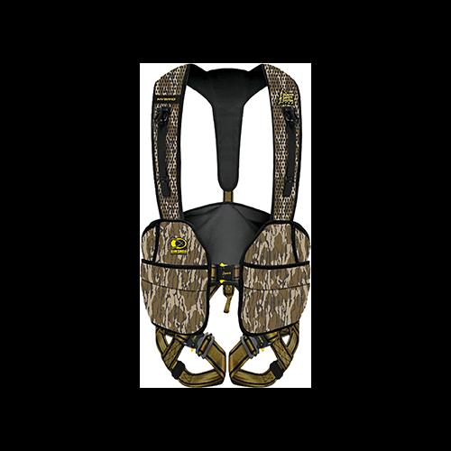 HSS Hybrid Harness Elimishield Mossy Oak Bottomland 2X/3X