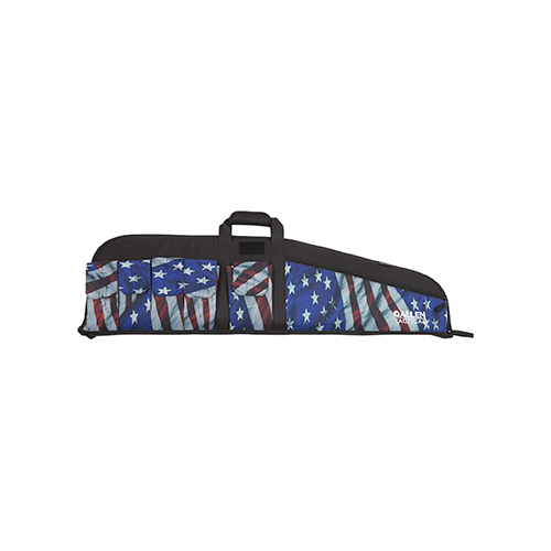 Allen Victory Tactical Rifle Case 42in Red White and Blue