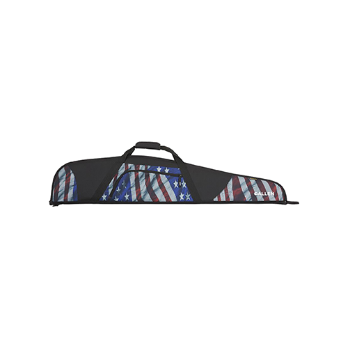 Allen Victory Centennial Rifle Case 46in Red White and Blue
