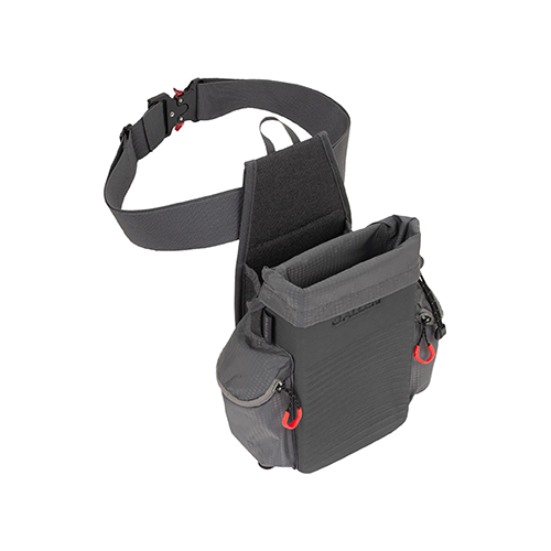 Allen Competitor All-in-One Shooting Bag Gray