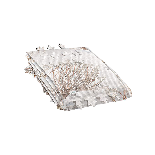 Vanish Omnitex 3D Blind Fabric Mossy Oak Brush Winter 56x12 ft